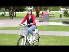 Hy-Cycle - Australia's first fuel cell bike - YouTube