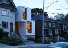 The Offset / Ja Studio + ARTA Design and Build ,Toronto Canada