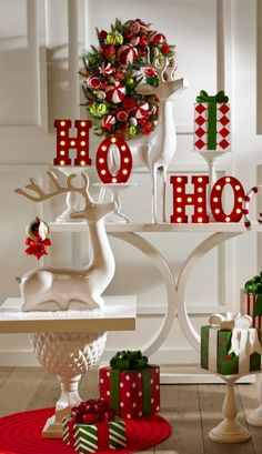 We used David Bromstad's Hob Nob planter to craft a gorgeous stand for our cast aluminum deer. Is there anything these pieces can't do?