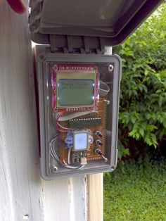 Un detector de huellas para abrir tu garaje creado con Arduino - Arduino, Genuino, Raspberry Pi. Noticias y proyectos.