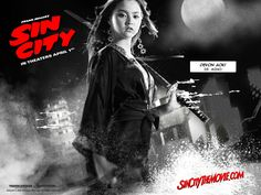 Sin City Wallpaper | Miho - Sin City Wallpaper (31790492) - Fanpop fanclubs
