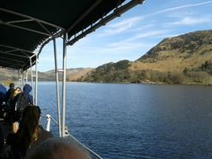 Cruise on Ullswater