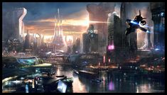 Cyberpunk Game, REMEMBER ME - NEO PARIS 2084 concept art by jamga