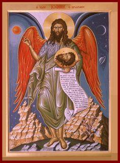 Saint John the Baptist by logIcon
