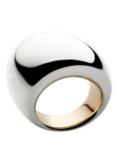 Vhernier ring, $1,370, 305-445-9356. - HarpersBAZAAR.com