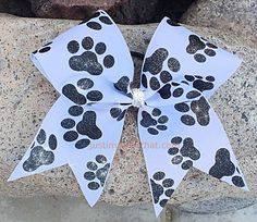 3 Width Cheer Bow 7x7 Texas Size Cheer Bow