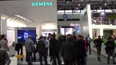 Simens - Virtual Reality Tour lead by a Brand Ambassador at a trade show