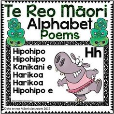 Designed to help with pronunciation of te reo Maori these poems can be chanted or sung. The focus is to promote more te reo Maori usage in an easy way, in your akomanga. Perfect for quick activities that can be used all year long.Kaiako are always looking for fun activities and the alliteration in te reo Mori makes it catchy and easy to learn.