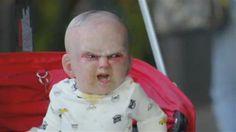 Horror-Baby schockt New Yorker Passanten - Report aus dem Big Apple bei HOTELIER TV: http://www.hoteliertv.net/reise-touristik/horror-baby-schockt-new-yorker-passanten/