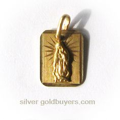 Weight 0.9 Grams 14k Yellow Gold CZ Religious Cross Pendant Height 16 MM Width 11 MM Avg