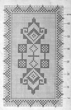 @nika Crochet Tablecloth Pattern, Crochet Doilies, Crochet Stitches Patterns, Cross Stitch Patterns, Fillet Crochet, Diy Bracelets Easy, Crochet Table Runner, Creative Embroidery, Crochet Art