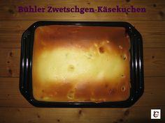 Bühler Zwetschgen-Käsekuchen