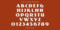 PAG Etiketa Font   Webfont & Desktop   MyFonts Round Font, Graphic Art Prints, Retro Advertising, Fonts, Lettering, Sans Serif, Typo, Desktop, Designer Fonts