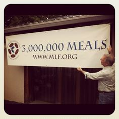 Mobile Loaves & Fishes, Inc (MLF) is a social outreach ministry for those experiencing homelessness.  One of the six founders was formerly homeless, and became the founders guide to the streets. 3 million bellies given nourishment and the same 3 million people treated with respect, honor and dignity.  WOW!