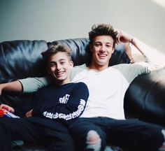 johnny orlando and cameron dallas