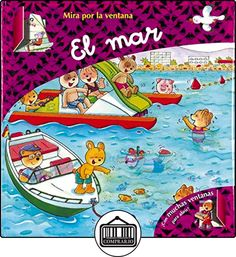 Mar, El (S0605007) (Mira Por La Ventana) de Equipo Susaeta ✿ Libros infantiles y juveniles - (De 3 a 6 años) ✿