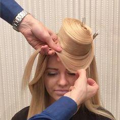 15+ unglaubliche Haarverwandlungen – Schöne Hochsteckfrisuren und Flechtfrisuren