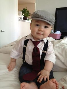 This is how my nephew will dress.... I can't wait!!!!!