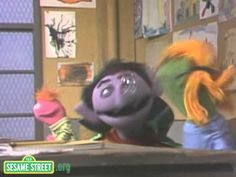 ▶ Sesame Street: Count's First Day of School - YouTube