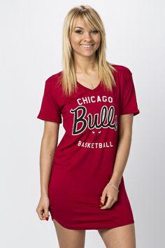 Basketball Jersey Dress Top
