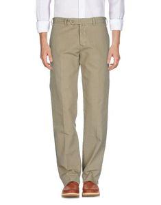 DOPPIAA Men's Casual pants Beige 32 waist