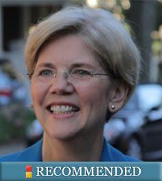 Elizabeth Warren U.S. Senate, Massachusetts