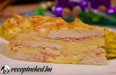 Érdekel a receptje? Kattints a képre! Küldte: Receptneked Vanilla Cake, Chicken Recipes, Bacon, Turkey, Desserts, Food, Drink, Tailgate Desserts, Deserts