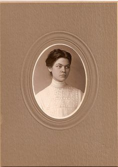 From Deborah Lundbech's found photographs collection.
