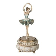 Encyclopedia of the Exquisite found on Polyvore featuring fillers, toys, ballet, decor and furniture