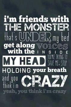 The Monster--Eminem (feat. Rihanna)