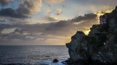 Manarola Sunset. #Italy #CinqueTerre