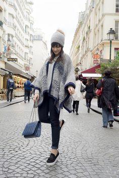 Look comfy e quentinho | Danielle Noce