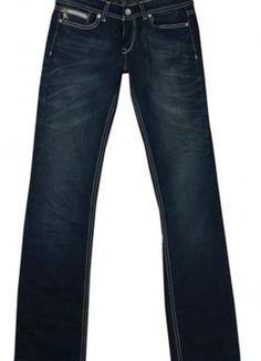 À vendre sur #vintedfrance ! http://www.vinted.fr/mode-femmes/jeans/24675092-jeans-droit-kaporal-5-poches