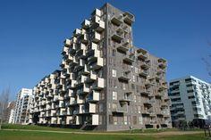 Ørestad Appartments ( Lundgaard & Tranberg Arkitekter A/S)
