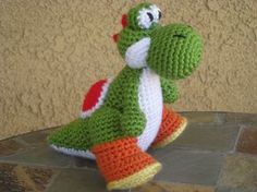 Hey, I found this really awesome Etsy listing at https://www.etsy.com/listing/116711180/crochet-yoshi-plush-vegan-amigurumi