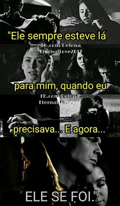 Tristezas  Da Vidaaa Frases The Vampire Diaries, Vampire Diaries Damon, Vampire Diaries The Originals, Damon Salvatore, Delena, Frases Tvd, The Orignals, The Mikaelsons, Hello Brother