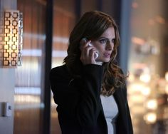 She's so beautiful, Kate Beckett/Mrs. Castle. AKA Stana Katic.