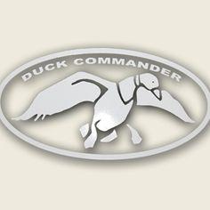 Duck Commander Store - DUCK OVERSIZED DECAL 13.4x27