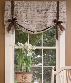 Country Curtains®: Curtains, Valances, Curtain Rods & Draperies - These would be great in my European bedroom theme.