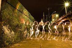 light movement photography - Google Search