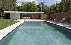 Avantgarden Zwembaden en poolhouse Ultiem comfort tussen strakke lijnen