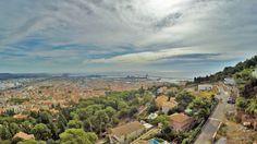 Panorama depuis les hauteurs de Sète - http://bestdronestobuy.com/panorama-depuis-les-hauteurs-de-sete/