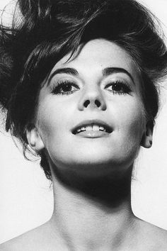 Natalie Wood photographed by Bert Stern, for Vogue Magazine, 1964. #celebrities