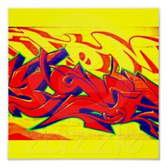 Poster-Abstract/Misc-Graffiti Gallery 22