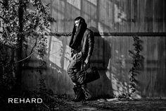 REHARD Fall/Winter 2014 Campaign - Fucking Young! Sasha Marini