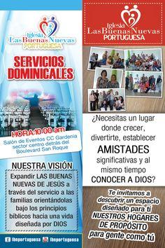 Iglesia Buenas Nuevas Portuguesa LBNP
