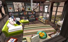 39 Best My Second Life Homes images in 2012 | Second life