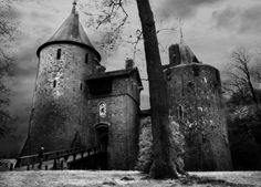 Castle Coch.. by Jem Salmon, via Flickr