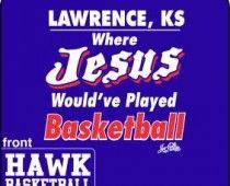 KU...Jesus...Basketball