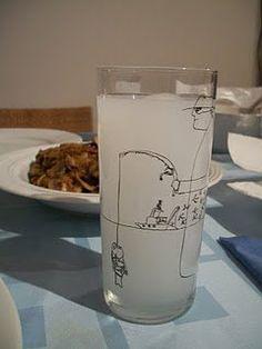 rakı bardağında balık olsam?